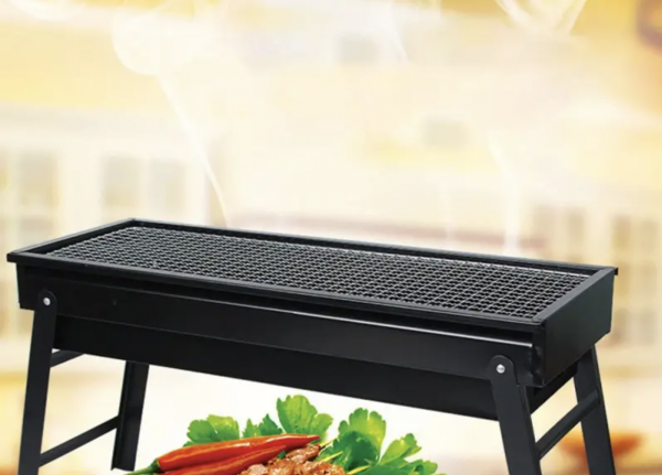 Portable Foldable BBQ Grill Folding Charcoal